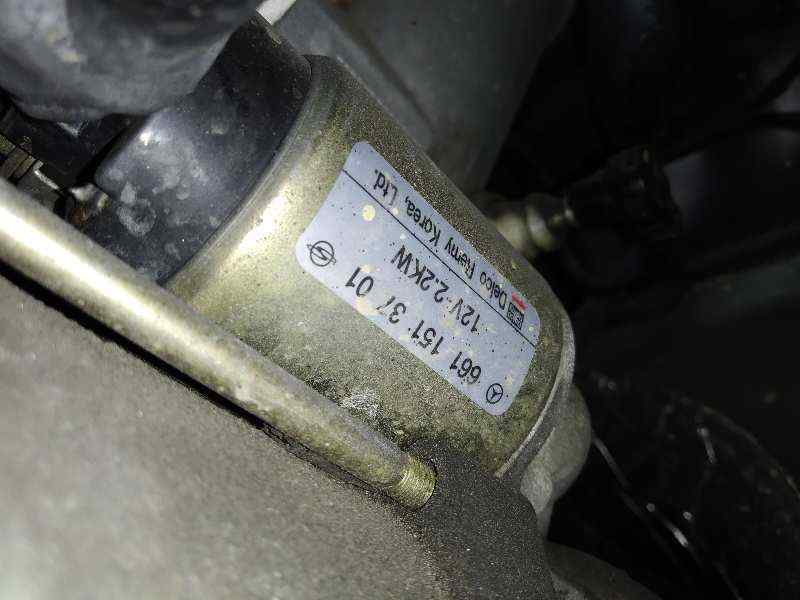 MOTOR ARRANQUE SSANGYONG RODIUS Xdi  2.7 Turbodiesel CAT (163 CV) |   05.05 - 12.11_img_1