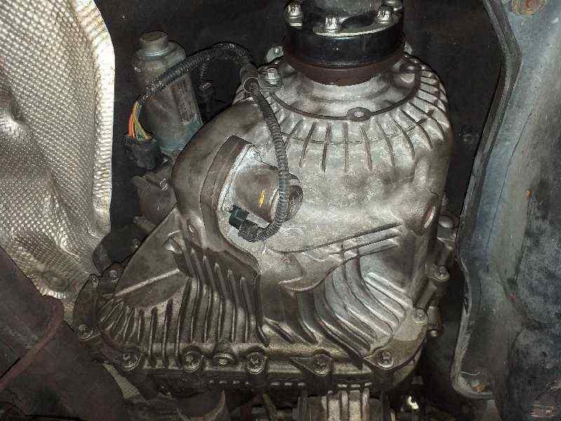 CAJA TRANSFER LAND ROVER DISCOVERY (...) V6 TD S  2.7 Td V6 CAT (190 CV)     08.04 - 12.09_img_0