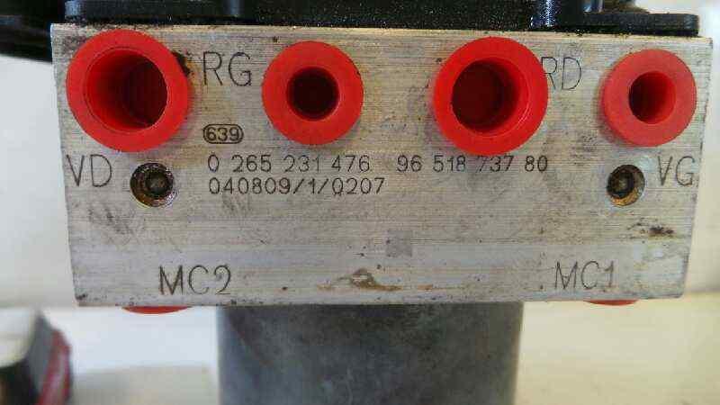 ABS PEUGEOT 307 BREAK / SW (S1) BREAK XS  1.6 HDi (109 CV) |   06.04 - 12.05_img_3