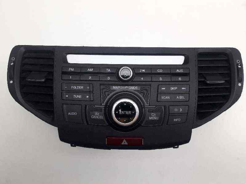 SISTEMA AUDIO / RADIO CD HONDA ACCORD TOURER (CW) Luxury  2.2 DTEC CAT (150 CV) |   09.08 - 12.15_img_0