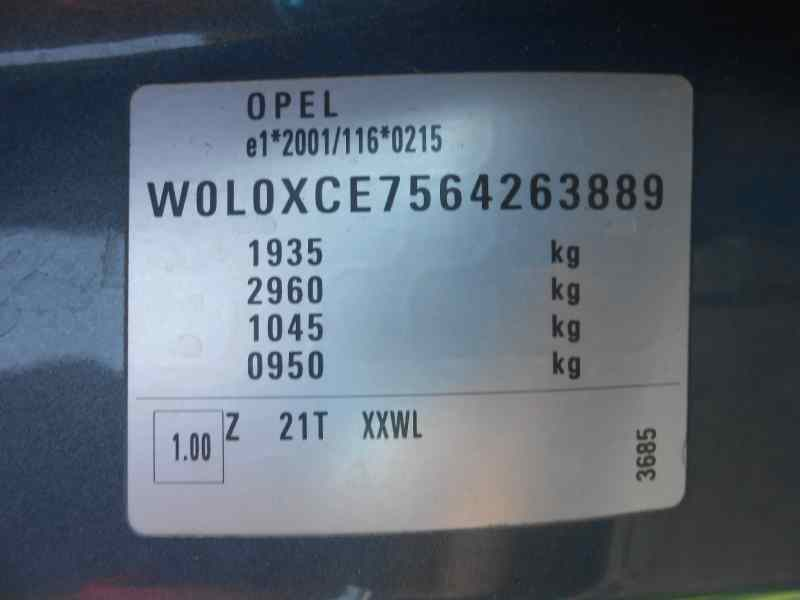 OPEL MERIVA 1.7 16V CDTI   (101 CV) |   0.03 - 0.08_img_2
