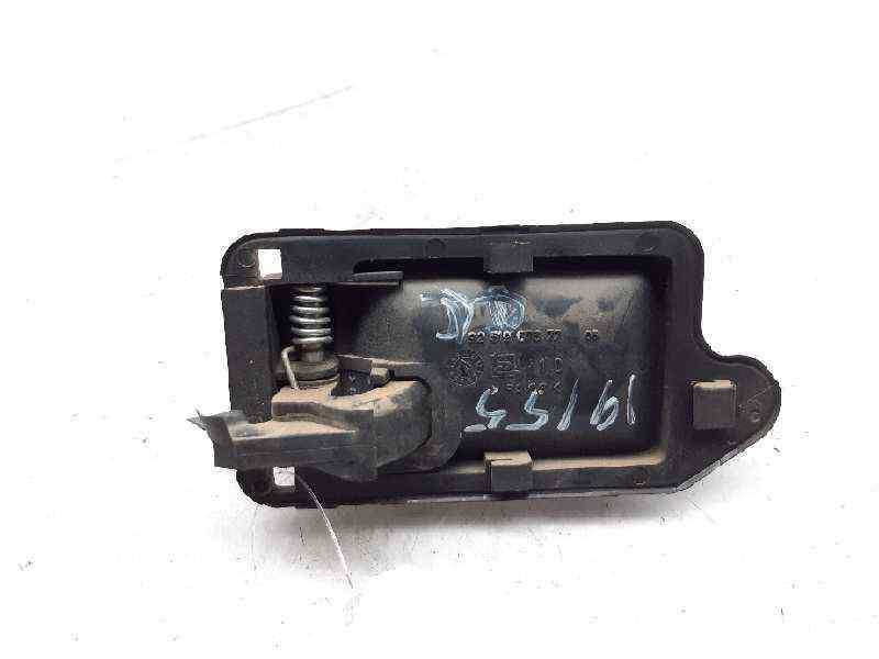 MANETA INTERIOR DELANTERA DERECHA PEUGEOT 106 (S2) Kid D  1.5 Diesel CAT (TUD5 / VJY) (57 CV) |   12.96 - 12.96_img_1