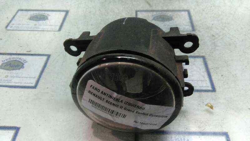 FARO ANTINIEBLA IZQUIERDO RENAULT SCENIC II Grand Confort Dynamique  1.5 dCi Diesel (106 CV) |   04.04 - 12.06_img_0