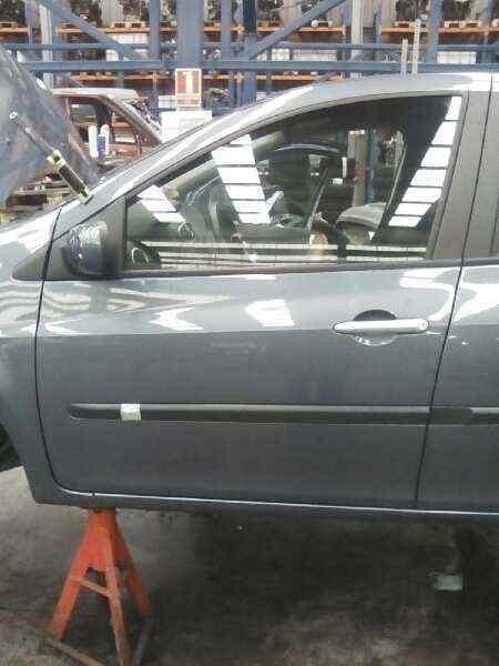 PUERTA DELANTERA IZQUIERDA RENAULT CLIO III Exception  1.5 dCi Diesel FAP (86 CV)     09.06 - 12.10_img_0