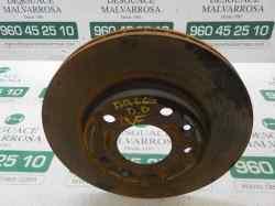 DISCO FRENO DELANTERO  DACIA DUSTER Basis 4x2  1.6 SCe CAT (114 CV) |   ..._mini_0