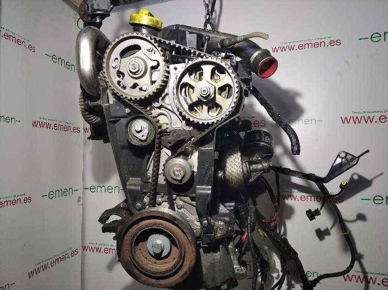 MOTOR COMPLETO RENAULT CLIO III Authentique  1.5 dCi Diesel CAT (86 CV) |   01.07 - 12.10_img_2