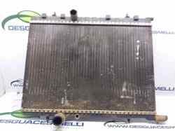 radiador agua peugeot 307 break / sw (s1) break xs  2.0 hdi cat (90 cv) 2004-2005 9647420880