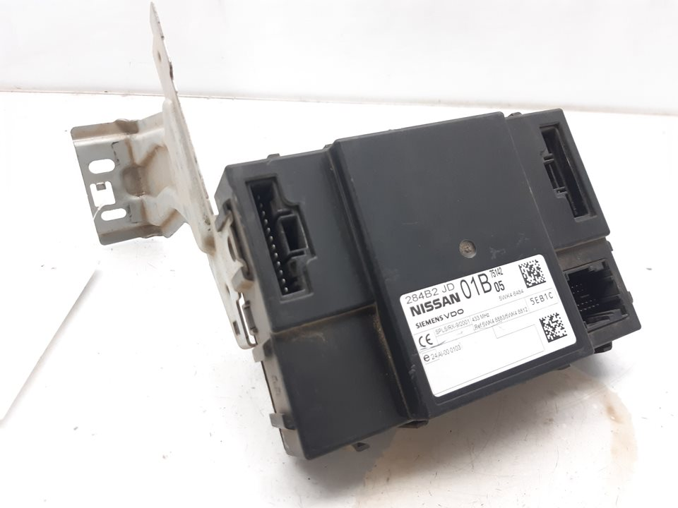 MODULO CONFORT NISSAN X-TRAIL (T31) LE  2.0 dCi Turbodiesel CAT (150 CV) |   03.07 - 12.15_img_0
