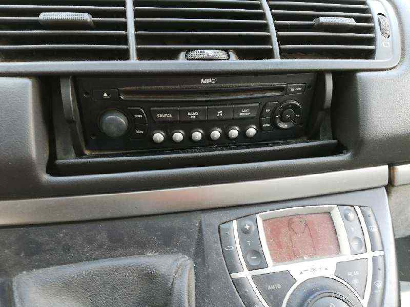 SISTEMA AUDIO / RADIO CD CITROEN C8 HDi 138 FAP Exclusive  2.0 HDi FAP CAT (RHR / DW10BTED4) (136 CV) |   09.06 - 12.10_img_0