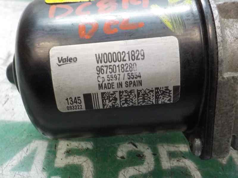 MOTOR LIMPIA DELANTERO CITROEN C-ELYSÉE Exclusive  1.6 16V CAT (NFP / EC5M) (116 CV)     11.12 - 12.15_img_3