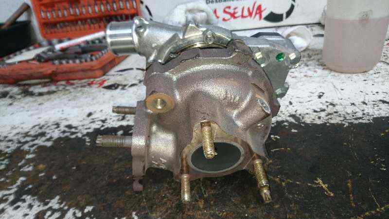 TURBOCOMPRESOR TOYOTA YARIS Active  1.4 Turbodiesel CAT (90 CV) |   11.08 - 12.09_img_1