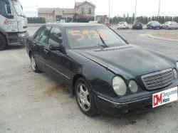 mercedes clase e (w210) berlina diesel 220 cdi (210.006)  2.2 cdi cat (143 cv) 1999-2002 611961 WDB2100061B