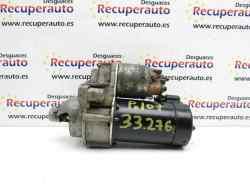 motor arranque peugeot 107 urban 1.4 hdi cat (8ht / dv4td) (54 cv) 2005-2010