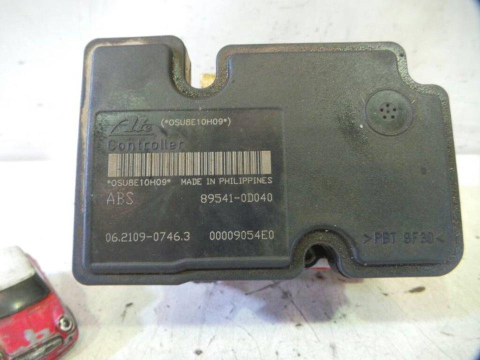 ABS TOYOTA YARIS (KSP9/SCP9/NLP9) Básico  1.4 Turbodiesel CAT (90 CV)     08.05 - 12.08_img_3