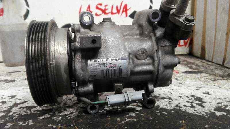 COMPRESOR AIRE ACONDICIONADO RENAULT CLIO III Confort Dynamique  1.5 dCi Diesel (106 CV) |   09.05 - 12.06_img_0