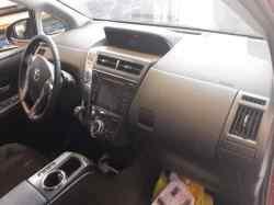 kit airbag toyota prius+ executive 1.8 16v (híbrido) (99 cv) 2012-2015