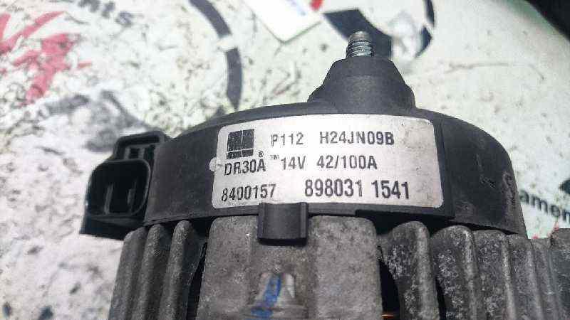 ALTERNADOR OPEL ASTRA GTC Energy  1.7 16V CDTI (110 CV) |   07.08 - 12.10_img_2
