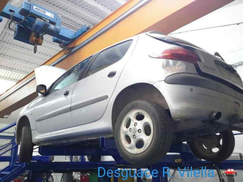 PEUGEOT 206 BERLINA X-Line  1.9 Diesel (69 CV)     10.02 - 12.03_img_3