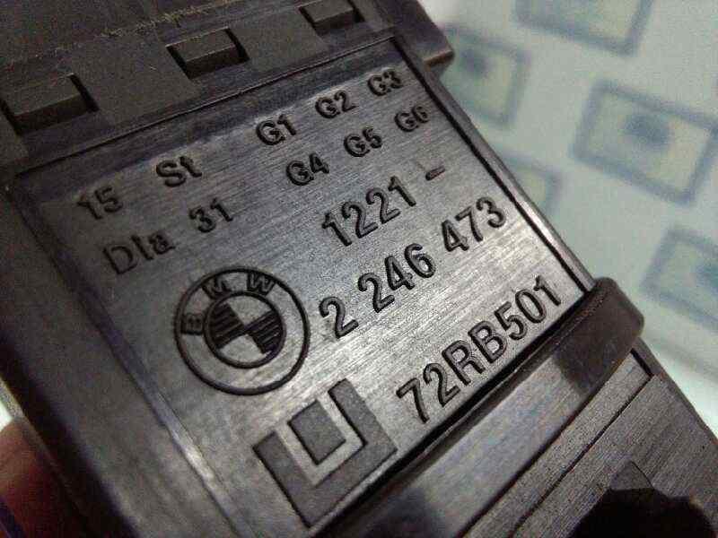 RELE BMW SERIE 5 BERLINA (E39) 525tds  2.5 Turbodiesel CAT (143 CV) |   09.95 - 12.00_img_1