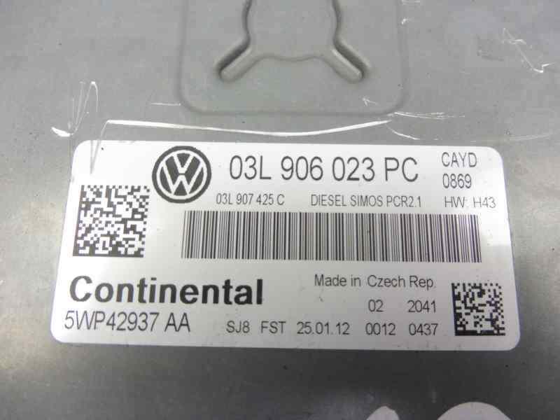CENTRALITA MOTOR UCE VOLKSWAGEN CADDY KA/KB (2C) Maxi Kombi  1.6 TDI (102 CV) |   07.10 - 12.12_img_2