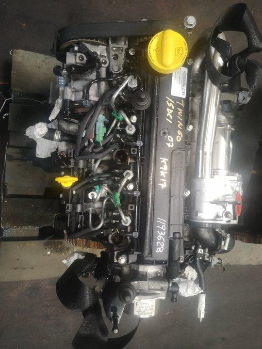 MOTOR COMPLETO RENAULT TWINGO Authentique  1.5 dCi Diesel (64 CV)     07.07 - 12.11_img_0
