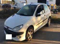 peugeot 206 berlina xr  2.0 hdi cat (90 cv) 1999-2001 RHY VF32CRHYE40