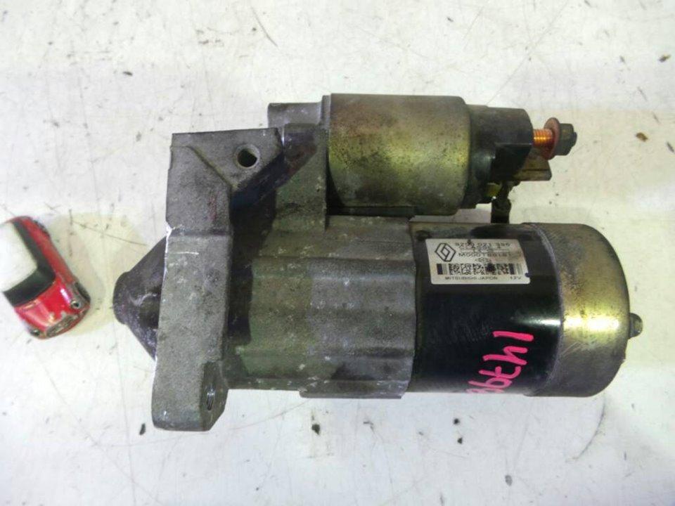 MOTOR ARRANQUE RENAULT MODUS Confort Dynamique  1.5 dCi Diesel (82 CV)     08.04 - 12.06_img_0