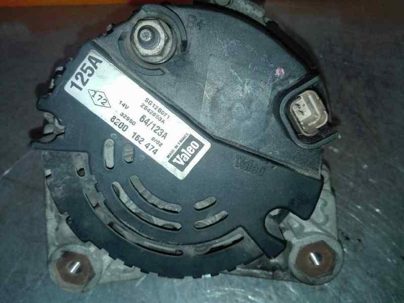 ALTERNADOR RENAULT LAGUNA II (BG0) Privilege  1.9 dCi Diesel (120 CV) |   03.01 - 12.05_img_1