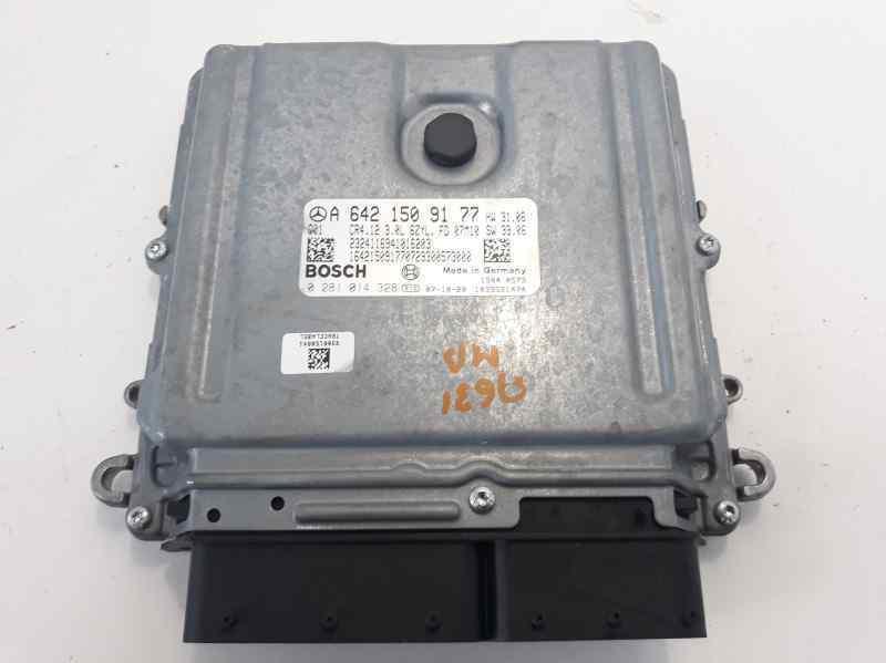 CENTRALITA MOTOR UCE MERCEDES CLASE E (W211) BERLINA E 280 CDI (211.020)  3.0 CDI CAT (190 CV) |   05.05 - 12.09_img_0