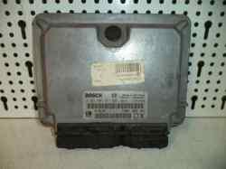 centralita motor uce opel astra g berlina comfort  2.0 16v di cat (x 20 dtl / ld3) (82 cv) 1998-2002 09180353