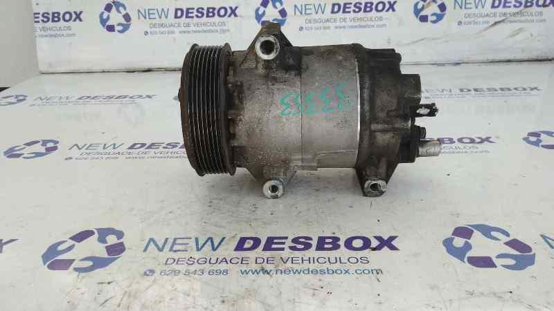 COMPRESOR AIRE ACONDICIONADO RENAULT SCENIC II Confort Dynamique  1.9 dCi Diesel (120 CV) |   06.03 - 12.05_img_4