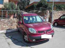 renault kangoo (f/kc0) alize  1.5 dci diesel (82 cv) 2003-2007 K9KB7 VF1KCE8EF34