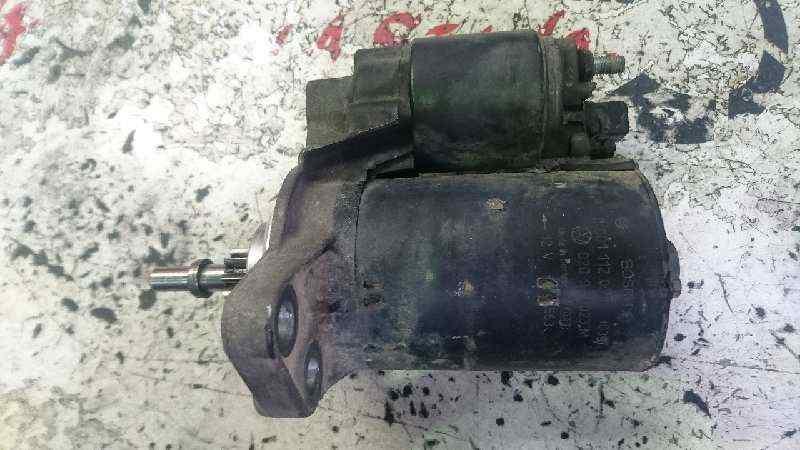 MOTOR ARRANQUE VOLKSWAGEN GOLF III BERLINA (1H1) CL  1.4  (60 CV) |   11.91 - 12.98_img_0