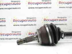 TRANSMISION DELANTERA IZQUIERDA NISSAN ALMERA (N16/E) Acenta  2.2 16V Turbodiesel CAT (110 CV)     10.02 - 12.03_mini_1