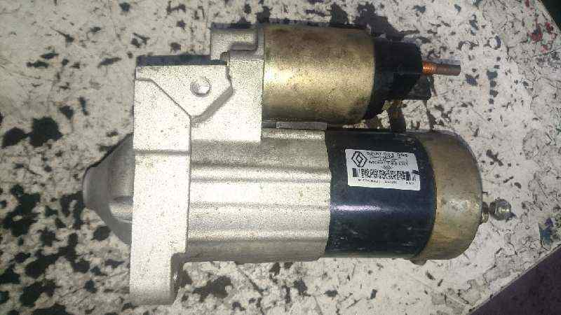 MOTOR ARRANQUE RENAULT CLIO II FASE II (B/CB0) Authentique  1.5 dCi Diesel (65 CV)     06.01 - 12.03_img_0