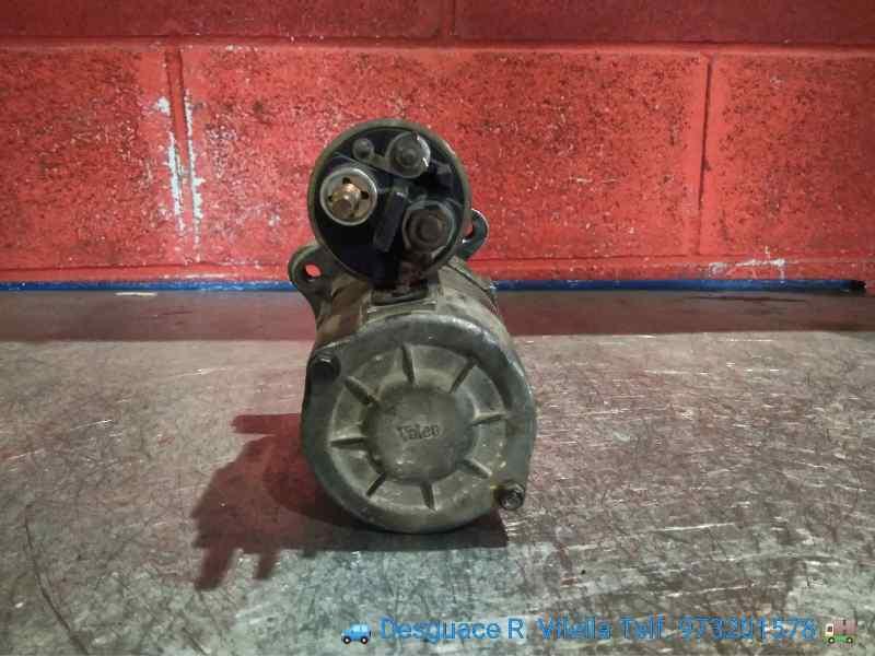 MOTOR ARRANQUE RENAULT MEGANE I SCENIC (JA0) 1.6 16V Kaleido   (107 CV)     01.99 - 12.99_img_5