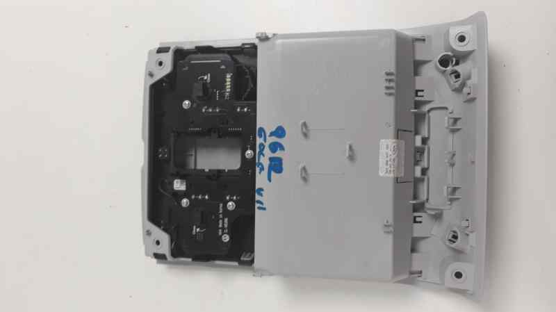 LUZ INTERIOR VOLKSWAGEN GOLF VII SPORTSVAN Advance BlueMotion Tech  1.6 16V TDI DPF (110 CV) |   05.14 - 12.15_img_2