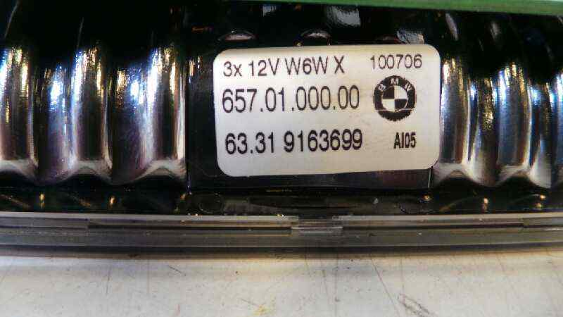 LUZ INTERIOR BMW SERIE 5 LIM. (F10) 520d  2.0 16V Turbodiesel (190 CV)     0.10 - ..._img_1