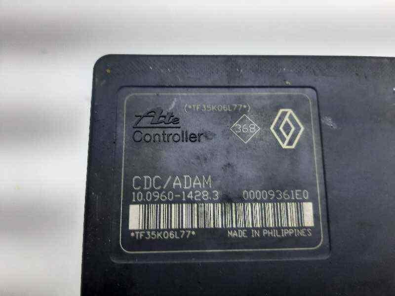 ABS RENAULT LAGUNA II (BG0) Privilege  1.9 dCi Diesel (120 CV)     03.01 - 12.05_img_5