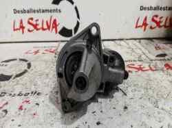 motor arranque opel astra g cabrio 1.8 16v   (125 cv) 2001-2005 93175885
