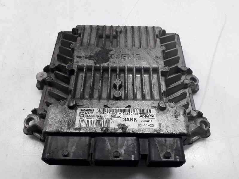 CENTRALITA MOTOR UCE FORD FOCUS BERLINA (CAP) Trend  1.8 TDCi Turbodiesel CAT (116 CV) |   03.05 - 12.07_img_0