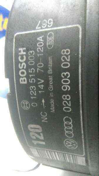 ALTERNADOR AUDI A4 BERLINA (B5) 1.9 TDI   (110 CV) |   08.94 - 12.99_img_3