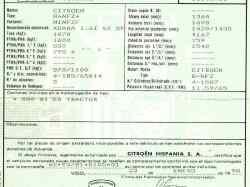 AFORADOR CITROEN XSARA BERLINA 1.6i SX   (88 CV) |   0.97 - ..._mini_3