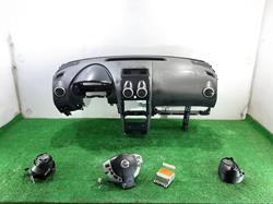 kit airbag nissan qashqai (j10) tekna 1.5 dci turbodiesel cat (106 cv) 2007-2009
