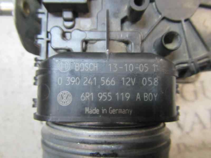 MOTOR LIMPIA DELANTERO VOLKSWAGEN POLO (6R1) Advance  1.2 TSI (90 CV) |   11.11 - 12.15_img_1
