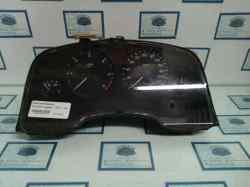 cuadro instrumentos opel zafira a elegance  2.0 16v di cat (x 20 dtl / ld3) (82 cv) 1999-2000 09195033