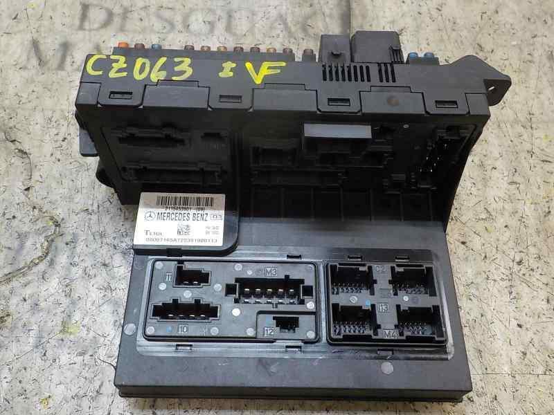 CAJA RELES / FUSIBLES MERCEDES CLASE E (W211) BERLINA E 270 CDI (211.016)  2.7 CDI CAT (177 CV) |   01.02 - 12.05_img_0