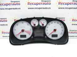 cuadro instrumentos peugeot 307 break/sw (s2) sw pack + 2.0 16v hdi fap cat (rhr / dw10bted4) (136 cv) 2005-2008