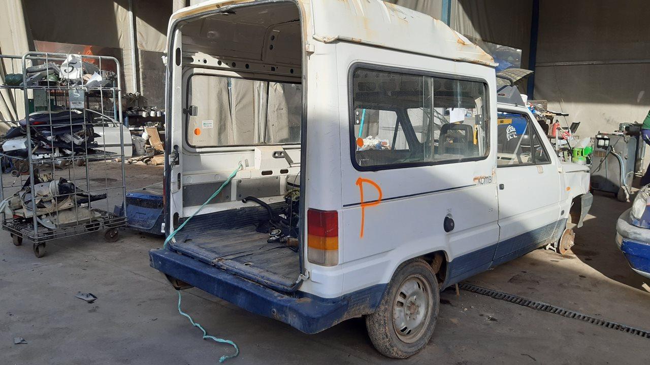 PALANCA FRENO DE MANO SEAT TERRA Familiar  0.9  (39 CV) |   08.89 - ..._img_1