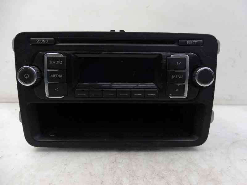 SISTEMA AUDIO / RADIO CD VOLKSWAGEN CADDY KA/KB (2C) Maxi Kombi  1.6 TDI (102 CV) |   07.10 - 12.12_img_0